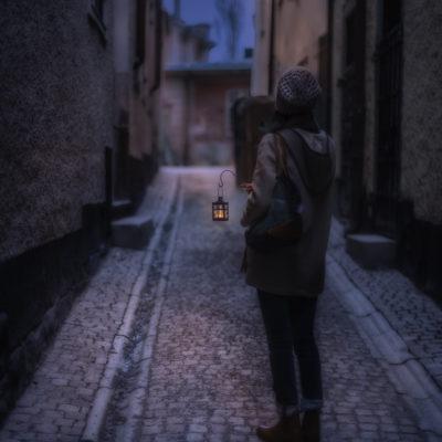 Exploring Gamla Stan (Stockholm) 2016