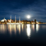 Skeppsholmen - af Chapman by Night